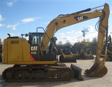 0b2dc56505e Excavadoras Hidraulicas Caterpillar 312 usada a la venta Ref.:  1423085911947193 No. 2
