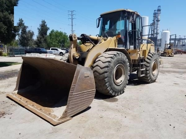 WHEEL LOADERS / CATERPILLAR / 966G