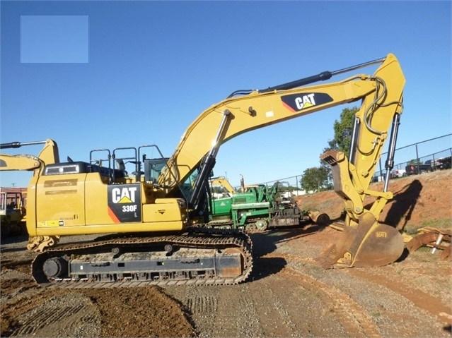 Excavadoras Hidraulicas Caterpillar 330 en venta