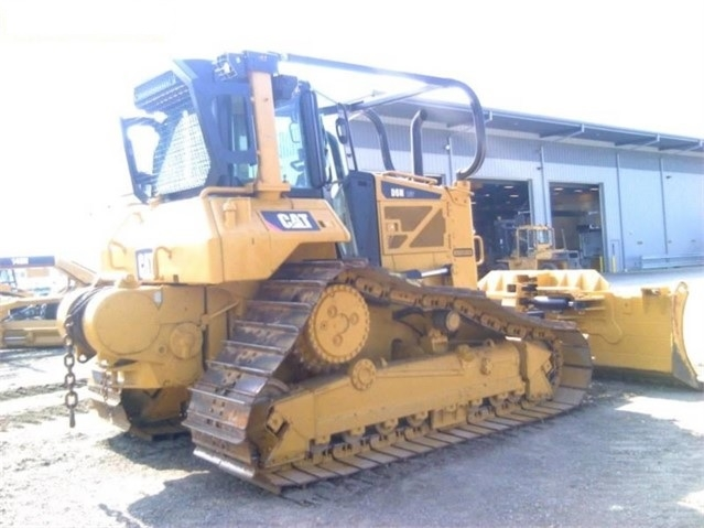 Dozers/tracks CATERPILLAR D6N